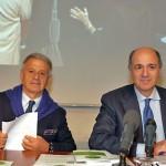 Conferenza stampa Clini-Passera