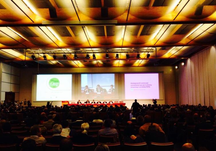 Gli interventi degli speaker della sessione d'apertura – 6 novembre 2013