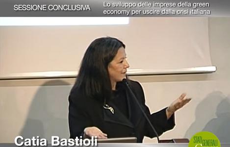 I video dell'edizione degli Stati Generali della Green Economy 2014