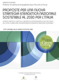 Proposte per una nuova strategia energetica nazionale sostenibile al 2030 per l'Italia