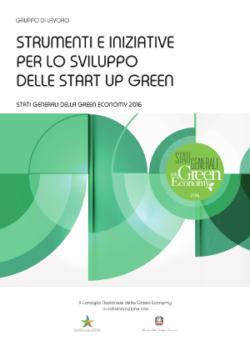 Strumenti e iniziative per lo sviluppo delle Start up green
