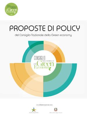 Proposte di policy del Consiglio Nazionale della Green Economy
