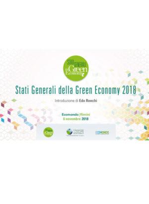 Edo Ronchi: presentazione della relazione sullo stato della green economy