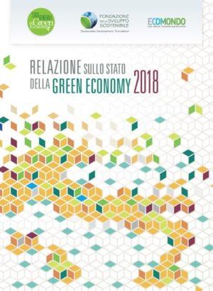 RELAZIONE SULLO STATO DELLA GREEN ECONOMY