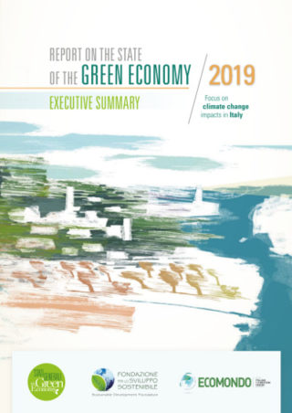 ENG | EXECUTIVE SUMMARY | Report on the state of the green economy