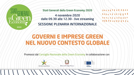 Stati Generali 2020: la diretta streaming della sessione internazionale